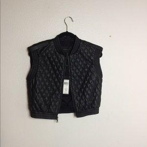 BCBG Maxazria vest